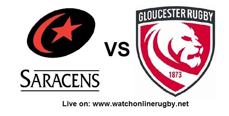 Live Stream Saracens VS Gloucester