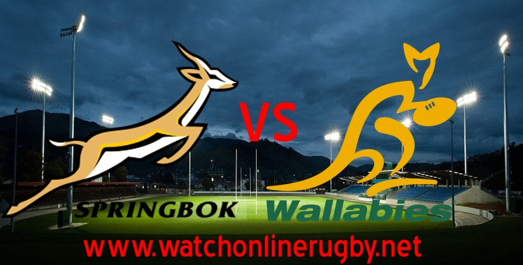 South Africa VS Australia Rugby Live Streaming