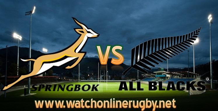 Live Streaming SA VS NZ Rugby