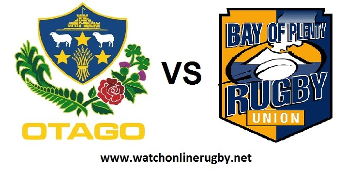 Live stream Otago VS Bay of Plenty