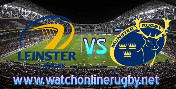 Live online Leinster VS Munster