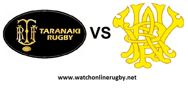 Taranaki VS Wellington Live streaming