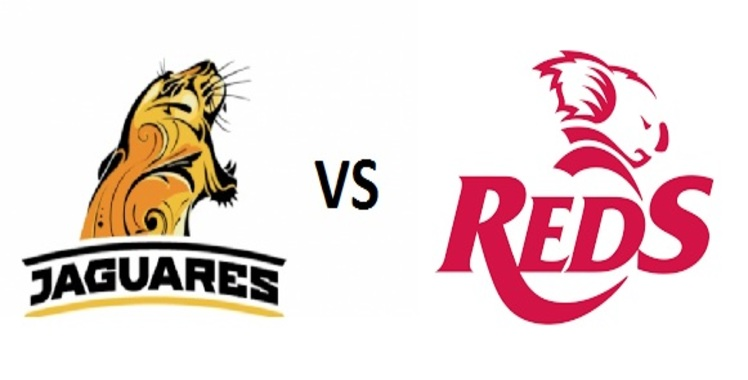 2018 Jaguares VS Queensland Reds Rugby Stream