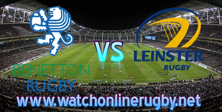 Benetton VS Leinster Live Online
