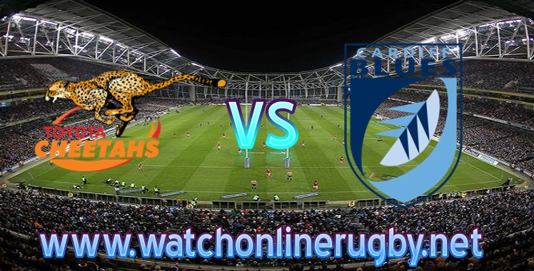 Live stream Cheetahs VS Cardiff Blues