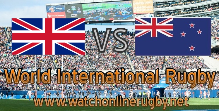 Live Rugby England VS New Zealand