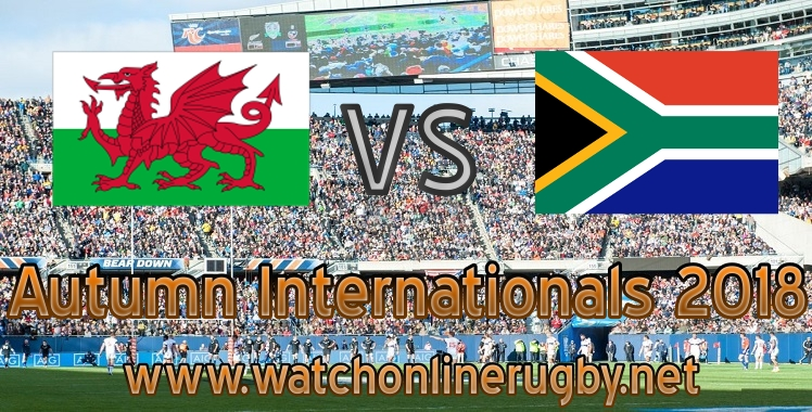 Wales VS South Africa live streaming