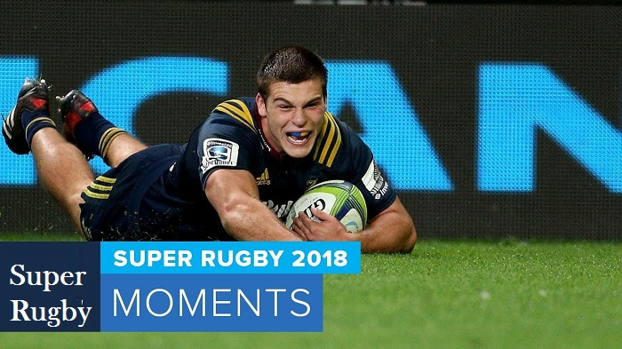 2018 Super Rugby Best Moments