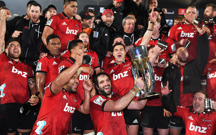 Lions vs Crusaders Final 2018 Super Rugby Highlights