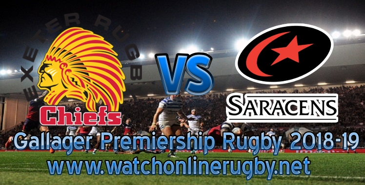 Chiefs VS Saracens live stream