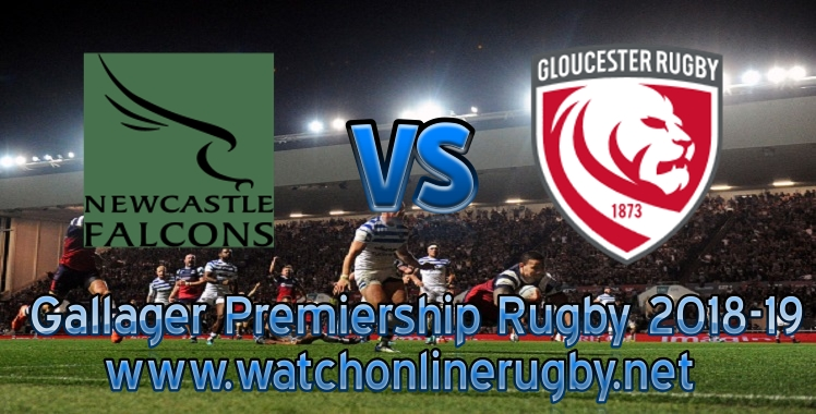 Newcastle Falcons VS Gloucester Live Stream