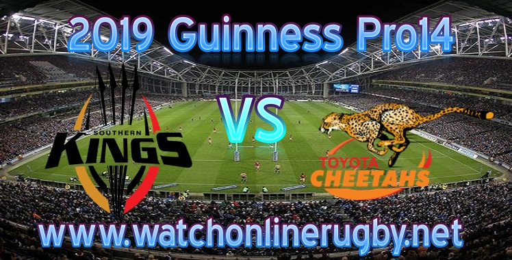 Southern Kings VS Cheetahs Live 2019