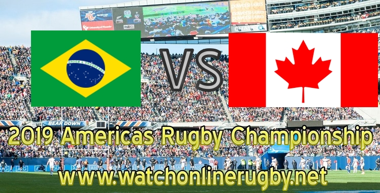 Brazil VS Canada Rugby live stream 2019