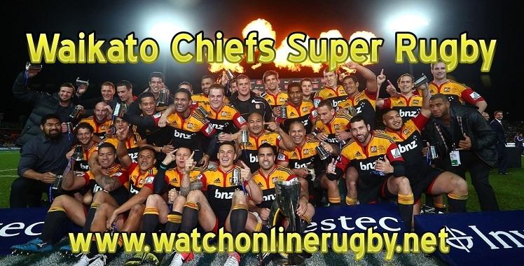 Waikato Chiefs Super Rugby Live Stream