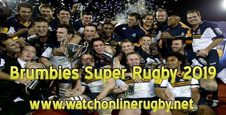 Brumbies Super Rugby Live Stream