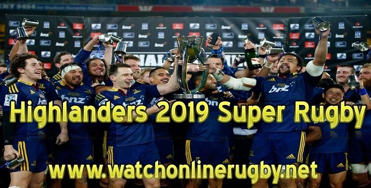Highlanders Super Rugby Live Stream