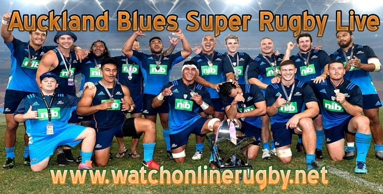Auckland Blues Super Rugby Live Stream
