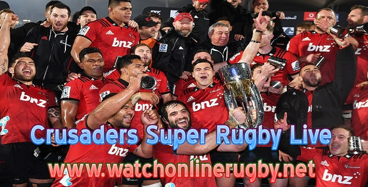 Crusaders Super Rugby Live Stream