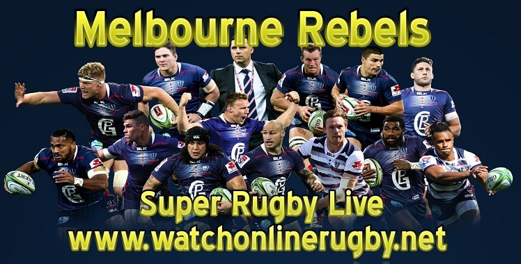 Melbourne Rebels Super Rugby Live Stream