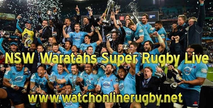 NSW Waratahs Super Rugby Live Stream