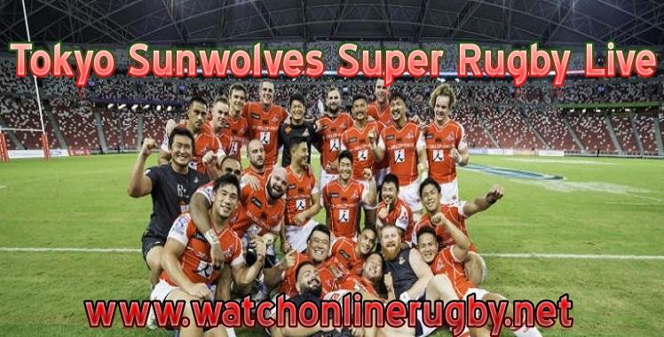 Tokyo Sunwolves Super Rugby Live Stream