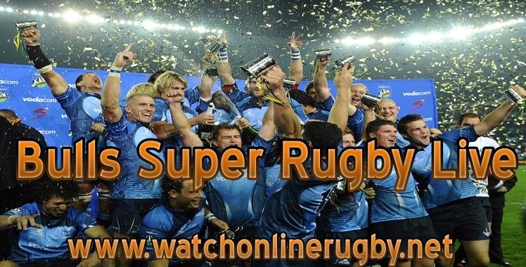 Bulls Super Rugby Live Stream