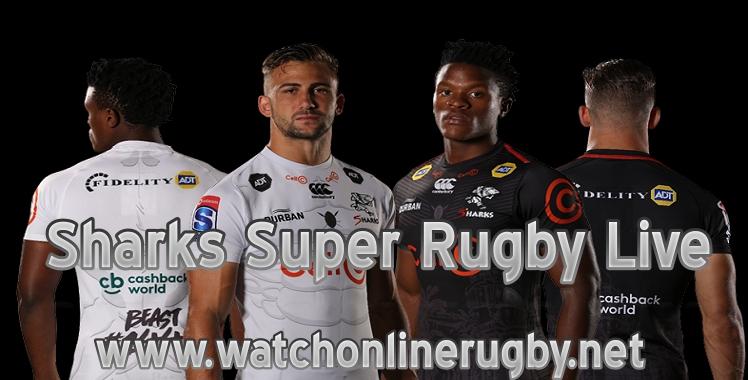 Sharks Super Rugby Live Stream
