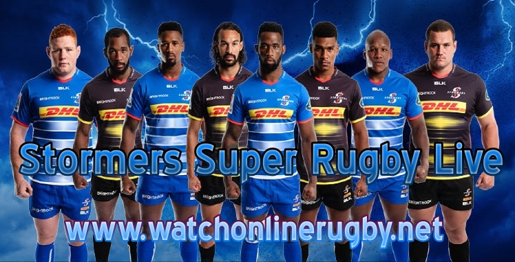 Stormers Super Rugby Live Stream