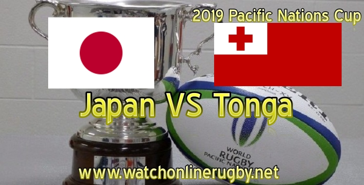Japan VS Tonga Rugby Live Stream
