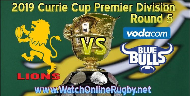 Golden Lions Vs Blue Bulls Live Stream