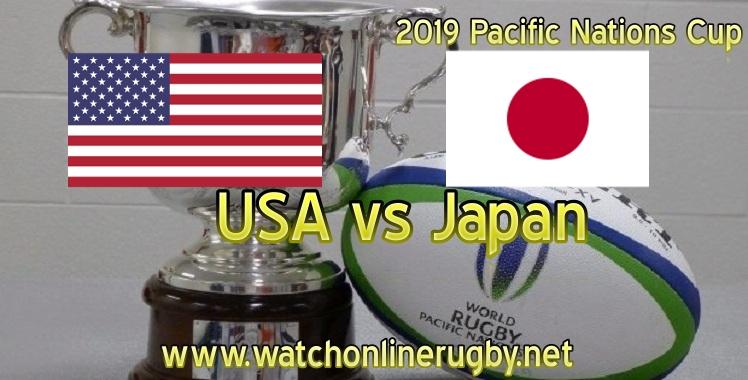 USA Vs Japan Rugby Live Stream