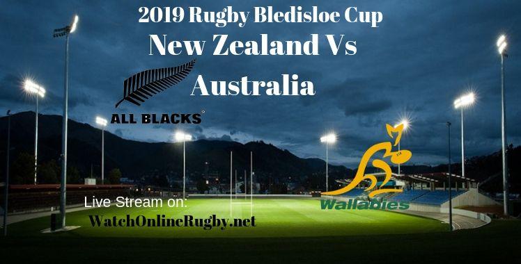 New Zealand Vs Australia Rugby Live Stream