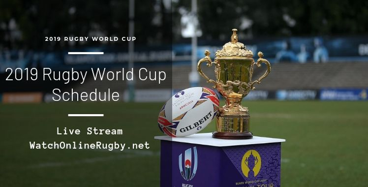 2019 Rugby World Cup Live Stream