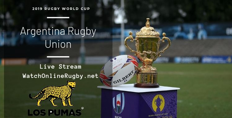 Argentina Rugby Live Stream