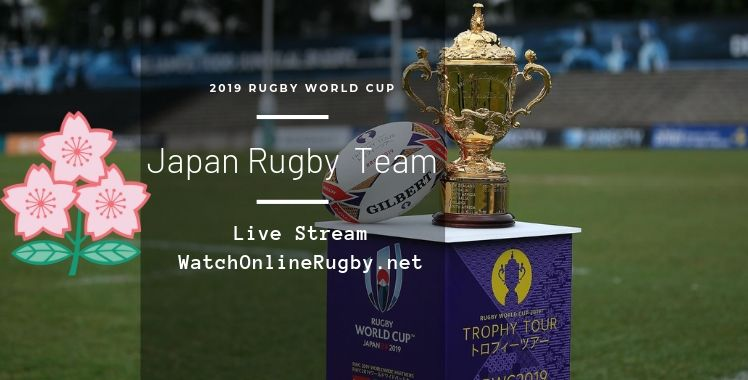 Japan Rugby Live Stream