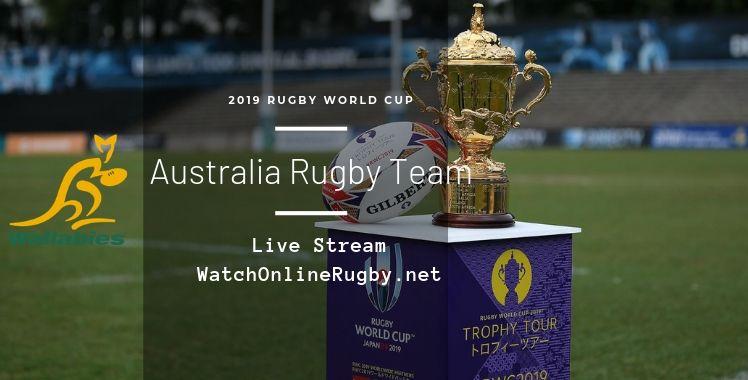 Watch Australia Rugby Live Stream