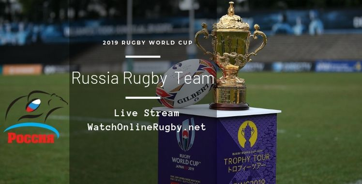 Russia Rugby Live Stream
