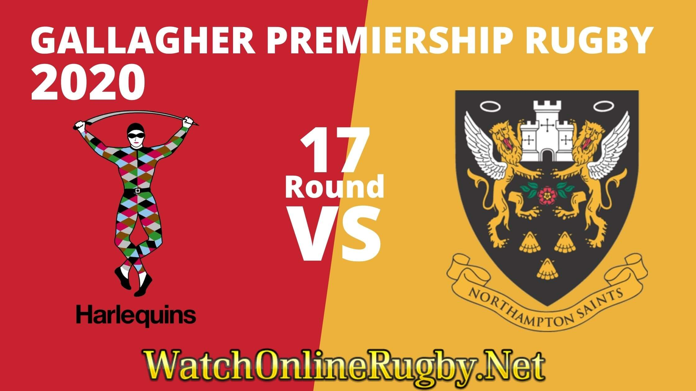 harlequins-vs-northampton-saints-live-stream