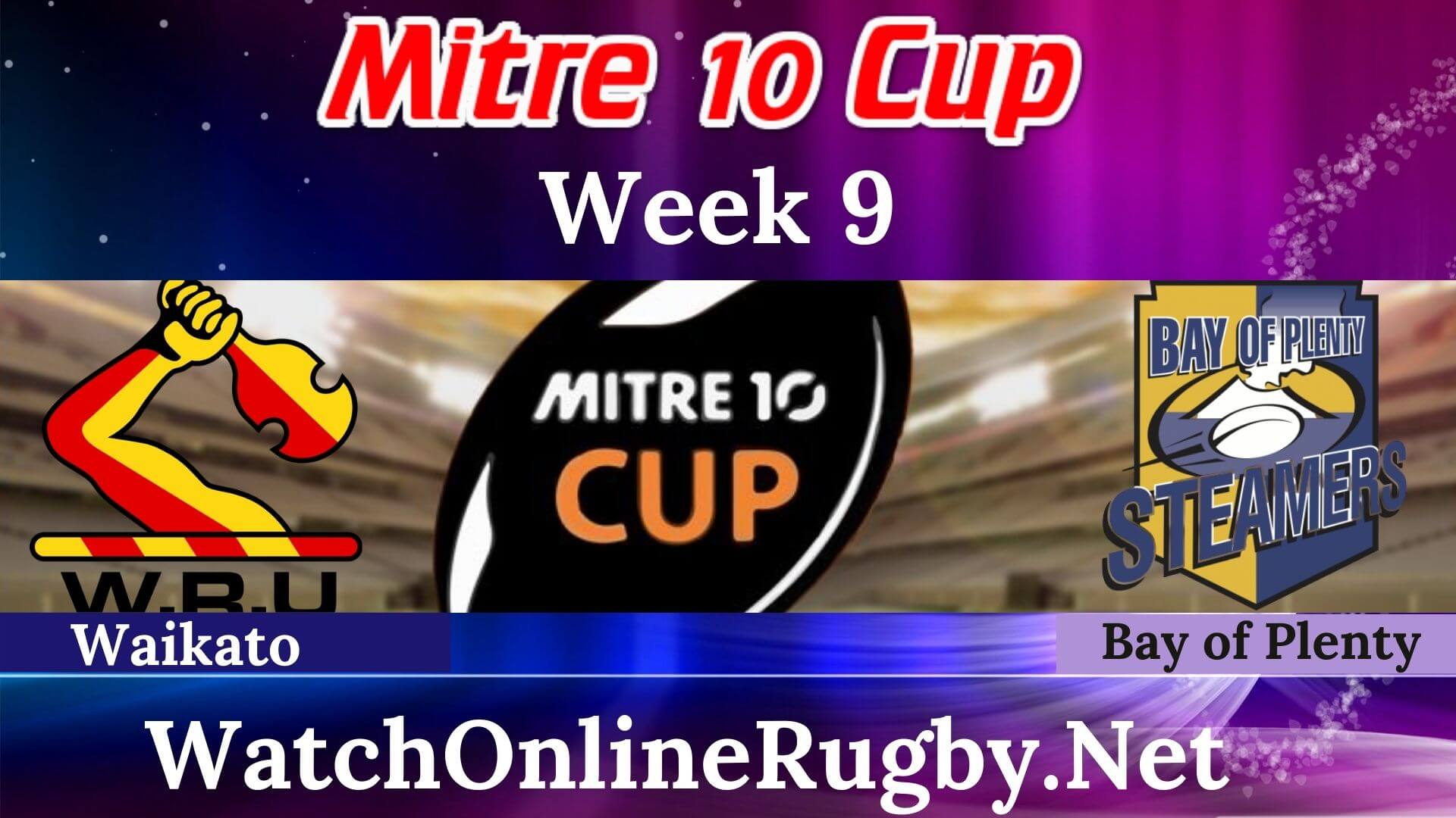 Waikato Vs Bay of Plenty Live Stream Mitre 10 Cup