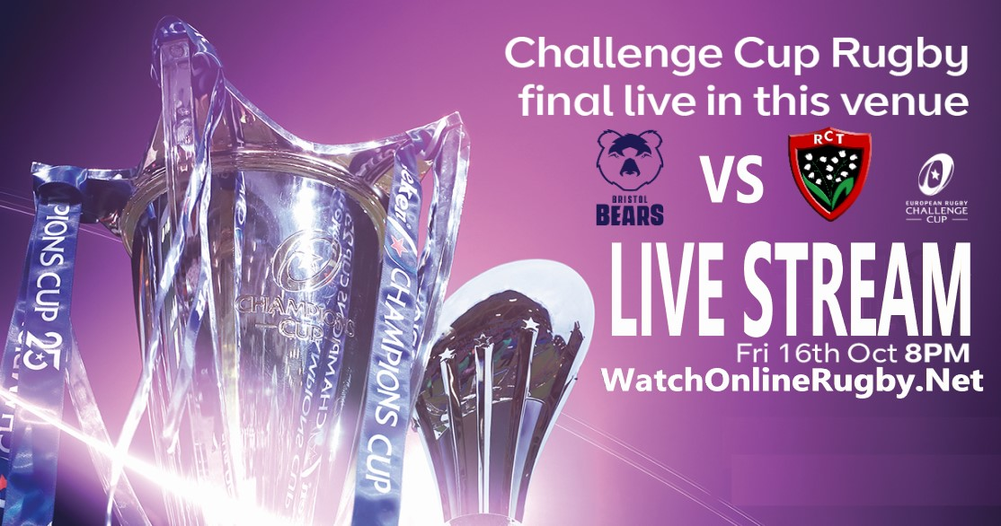 How to watch Bristol Bears VS Toulon Live Stream 2020 Finals