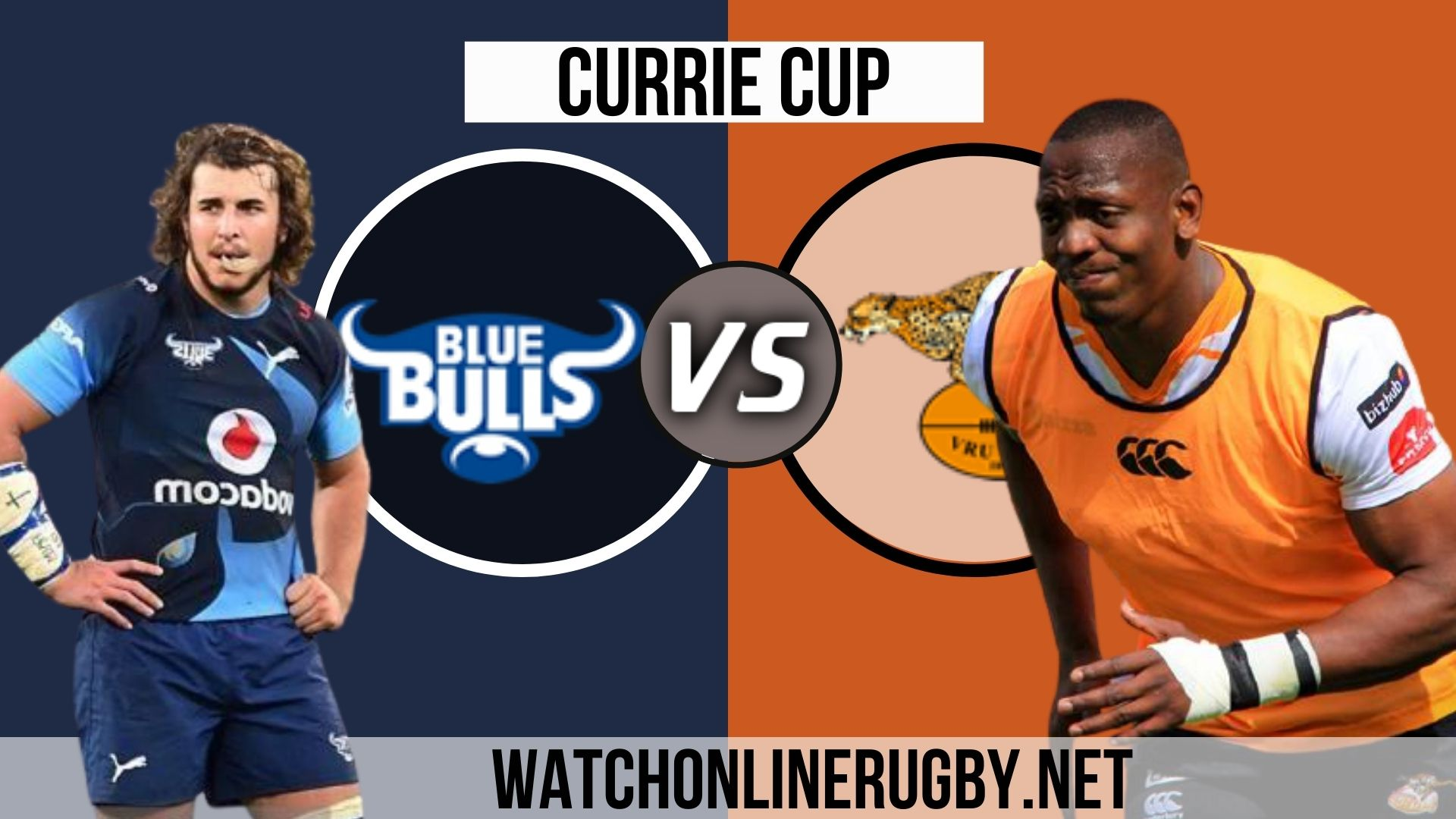 Bulls vs Cheetahs Live Telecast