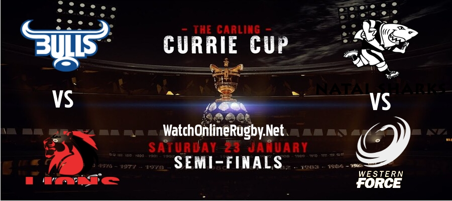Currie Cup Semifinals 2021 Live Stream