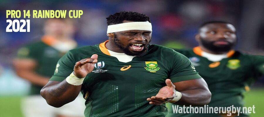 South Africa removed from the Rainbow Cup 2021