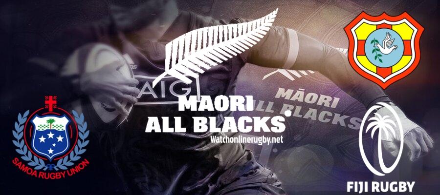 How to watch Maori All Blacks VS Manu Samoa Rugby Live Stream