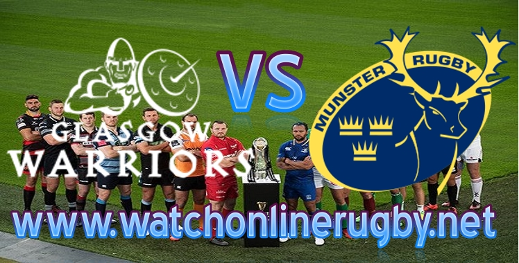Glasgow VS Munster Live