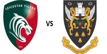 Leicester Tigers VS Northampton Rugby Stream