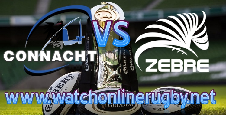 Live Connacht VS Zebre