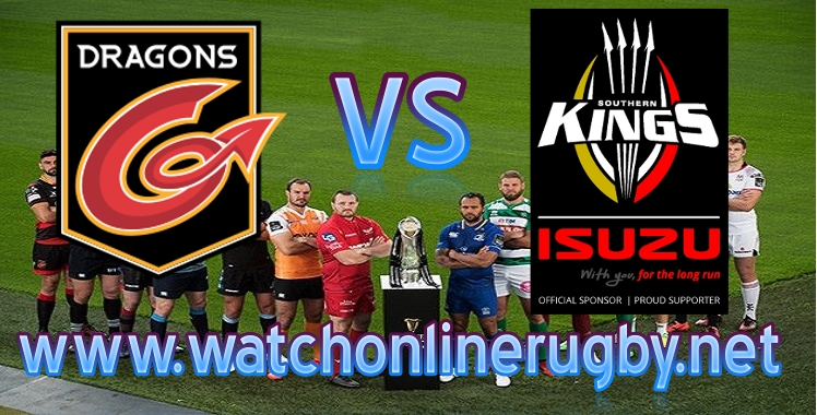 Live Dragons Wales VS SA Southern Kings
