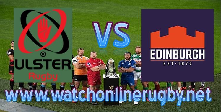 Live Ulster VS Edinburgh