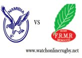 Morocco VS Namibia Rugby Stream